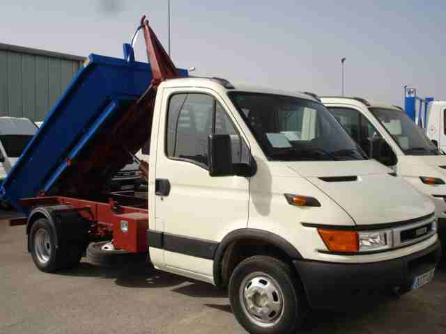 Camion Chasis IVECO 35C12