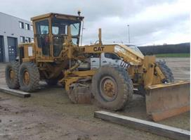 0-CATERPILLAR-TYPE 120 G-