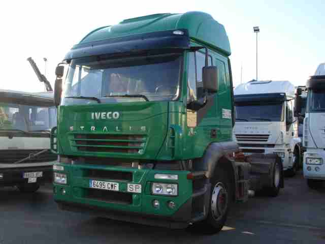 Tractoras IVECO AT440S43 T/P