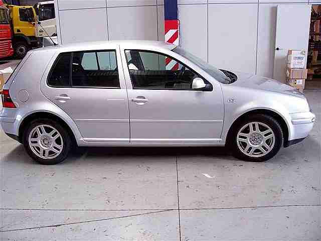 Vehiculos VOLKSWAGEN GOLF 1.9 2001