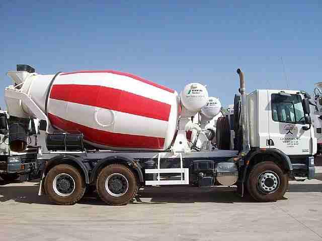 Camion Hormigonera De Segunda Mano Camion Hormigoneradaf Fat Cf 75 310 2008