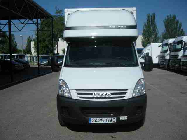 22500-IVECO-IVECO 35 S 14 CHASIS TRAMPILLA-
