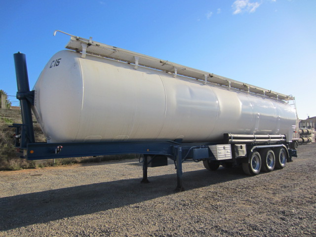 cisternas pulverulentos segunda mano transportes de