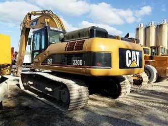 41900 -CATERPILLAR-TYPE 330 D-