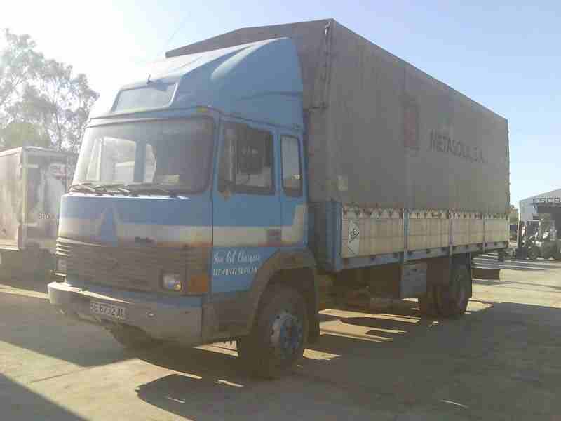 4.500-IVECO- 145.17 TURBO 170 CV -Tautliner