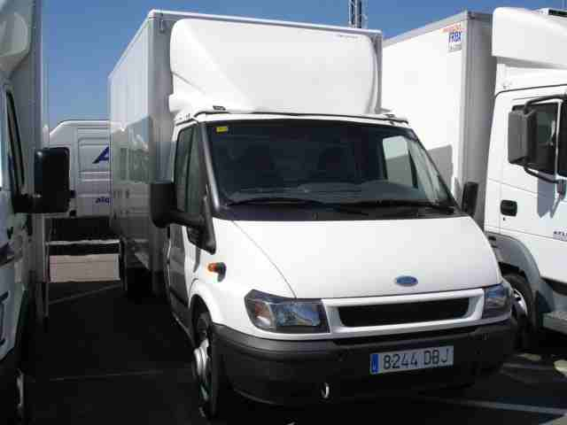 -FORD-TRANSIT 350L-Camion_Chasis